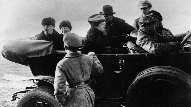 रूसी क्रांति