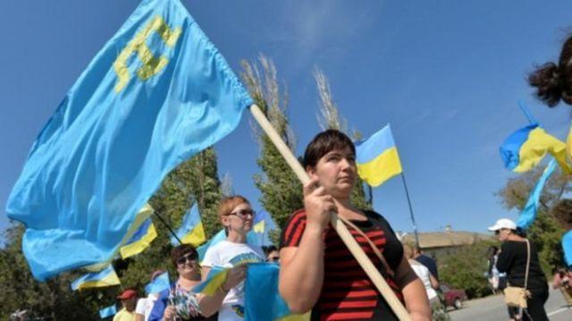 Крымских татар американцы называли антисоветским элементом