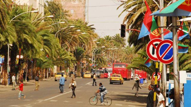 Magaalaa Asmaraa