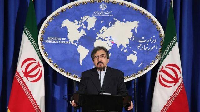 سخنگوی وزارت خارجه ایران از اتحادیه اروپا انتقاد کرد