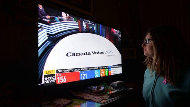 Канада голосует на парламентских выборах