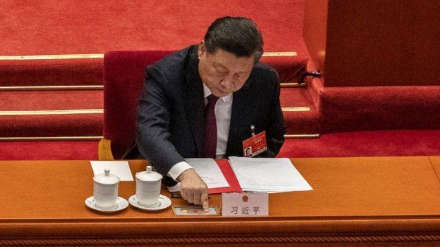 Động thái của nhà chức trách Trung Quốc là chỉ dấu cho thấy dưới thời Chủ tịch Tập Cận Bình, không có gì có thể lớn hơn hoặc quyền lực hơn Đảng Cộng sản