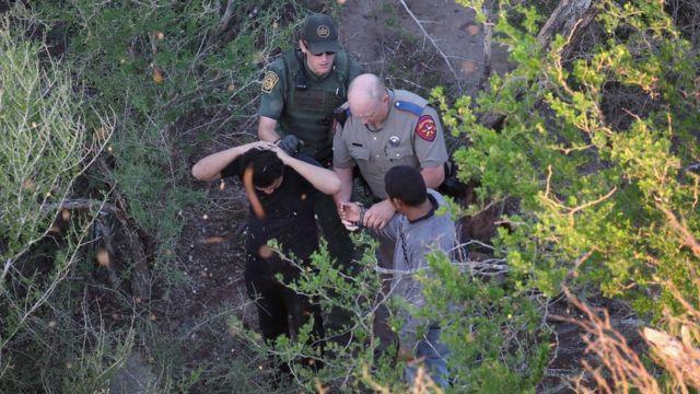 Batida contra imigrantes no Arizona