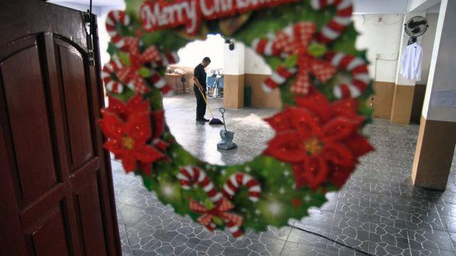 larangan perayaan natal, persiapan natal