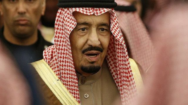 King Salman, Saudi Arabia