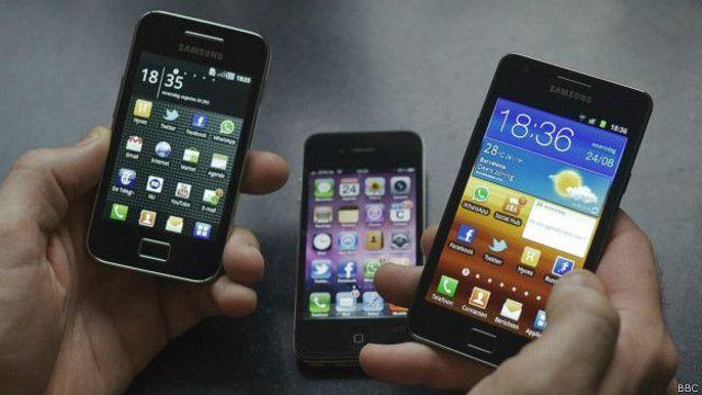 स्मार्ट फोन एप