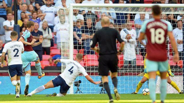 Tottenham-Burnley