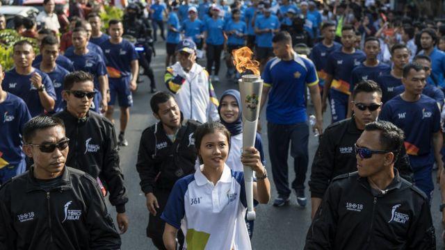 Obor Asian Games 2018