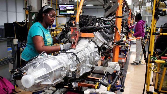 Trabajadores de Chrysler