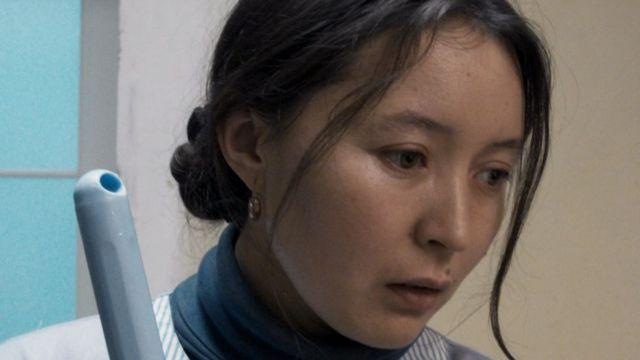 """Орусиядагы кыргыз мигрант кызынын образы. """"Айка"""" тасмасы"""