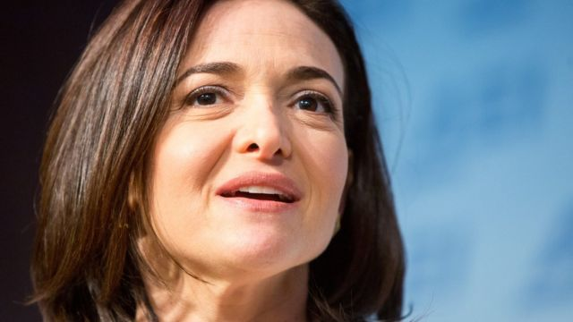 Qondaala Ol-aantuu Feesbuukii Sheryl Sandberg