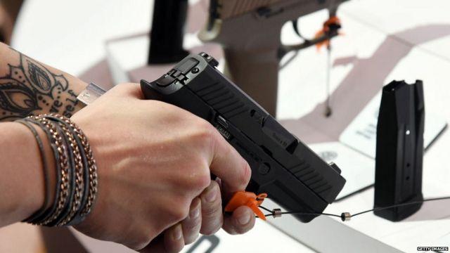 pistol generic