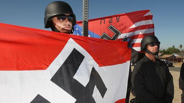 Miembros del Movimiento Nacional Socialista