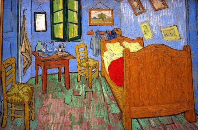 The room in Arles