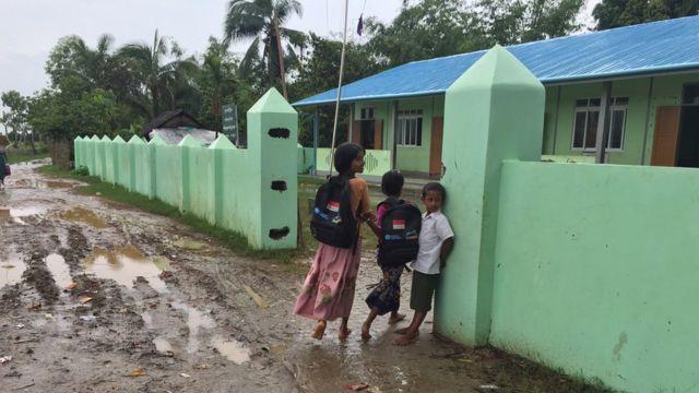 Sekolah Indonesia di Hla Ma Chay