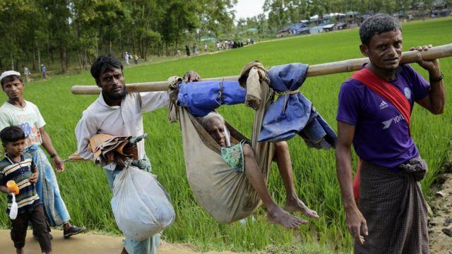 اقلیت مسلمان روهینگیا