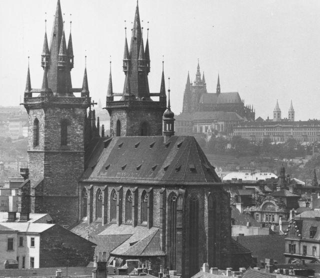 Prag, 1966