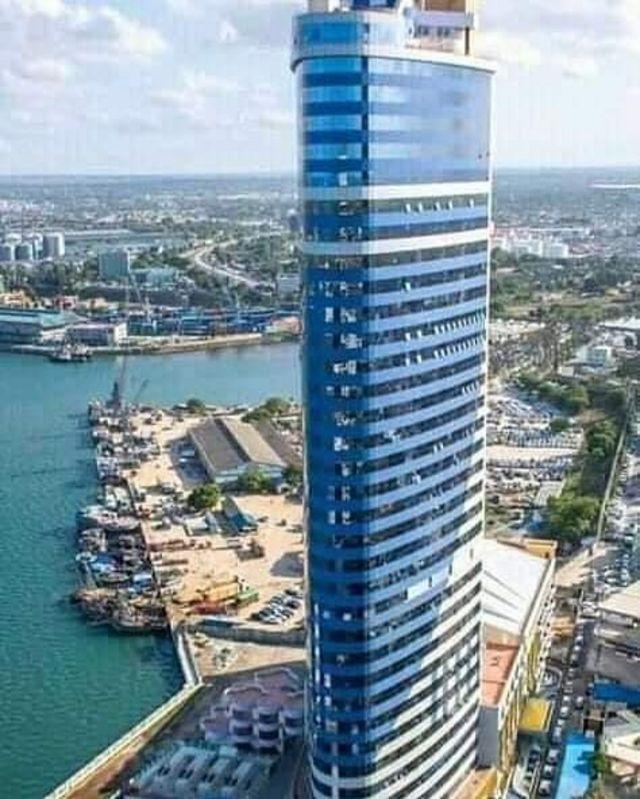 Jumba la Tanzania Ports Authority Tower