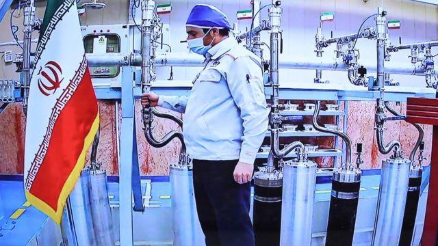 قالت وزارة الخارجية الإيرانية إن عددا من أجهزة الطرد المركزي المستخدمة في تخصيب اليورانيوم قد تضرر في الحادث