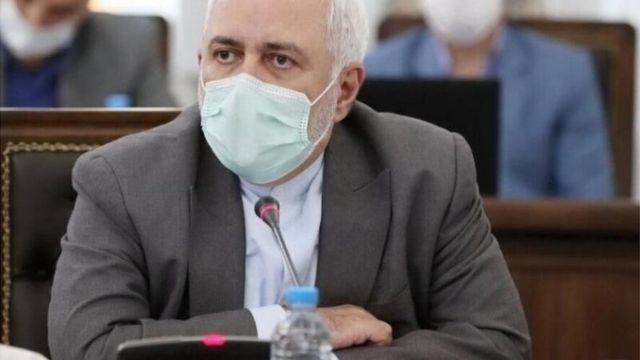 """وزیر خارجه ایران گفته که این حادثه """"موضع ایران را در مذاکرات قویتر خواهد کرد"""""""