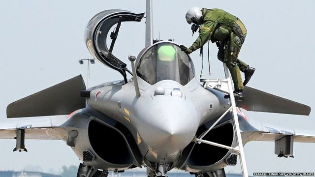 रफ़ाल लड़ाकू विमान