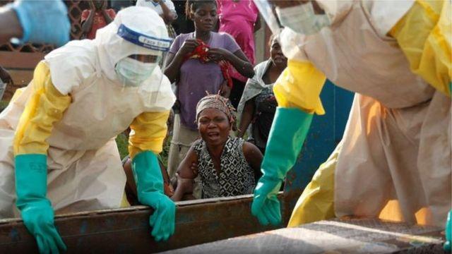 Ebola imaze guhitana abantu barenga 600 mu buseruko bwa Kongo