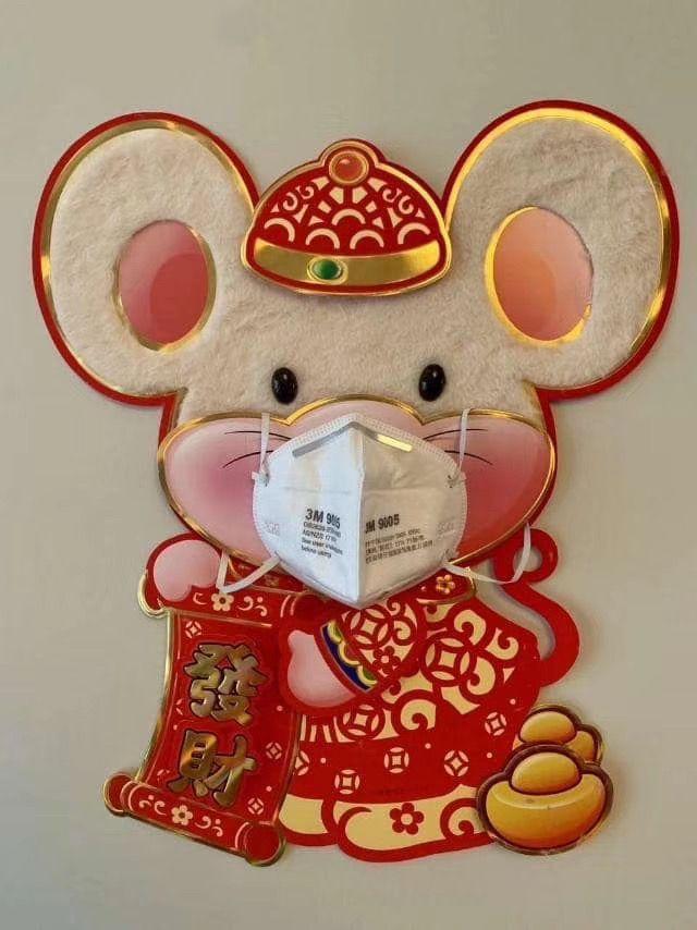 Coronavirus Chinese Wish Is For New Year Health Not Fortune Bbc News