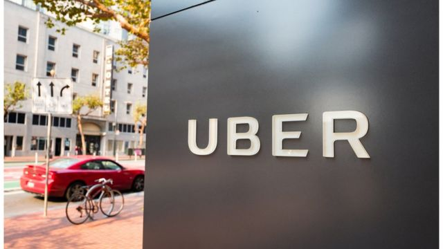 Uber 'picks New York Stock Exchange' for stock listing