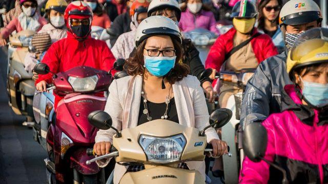 Việt Nam, ô nhiễm