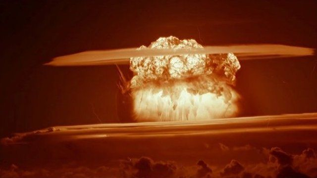 Bomda nuclear