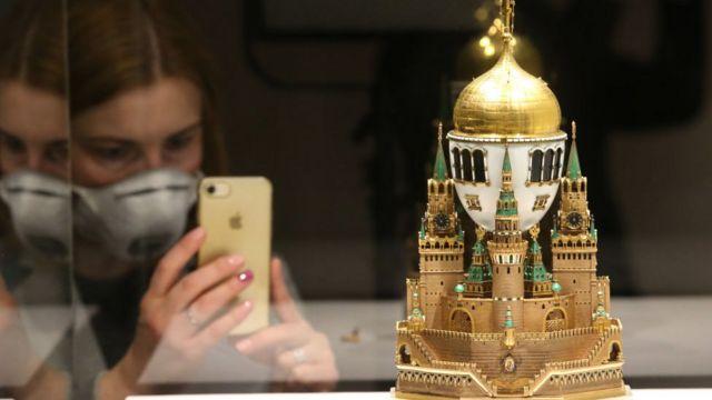 Выставка в Музеях Кремля