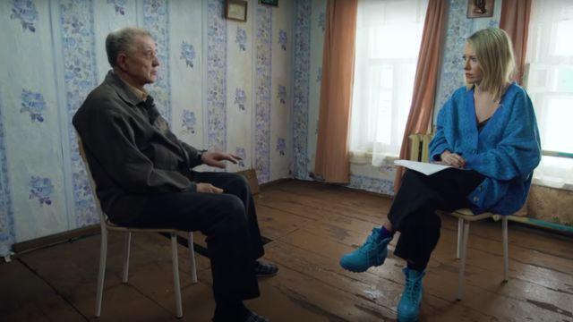 Собчак и Мохов