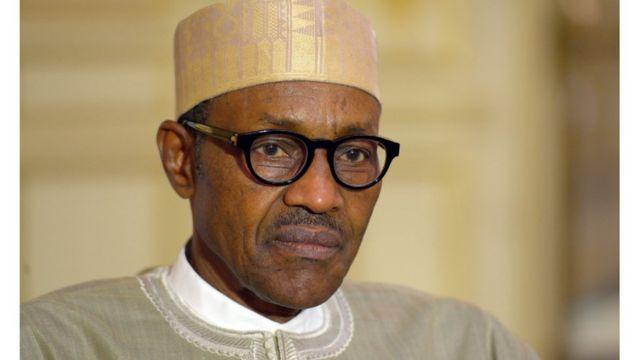 Perezida Muhammadu Buhari