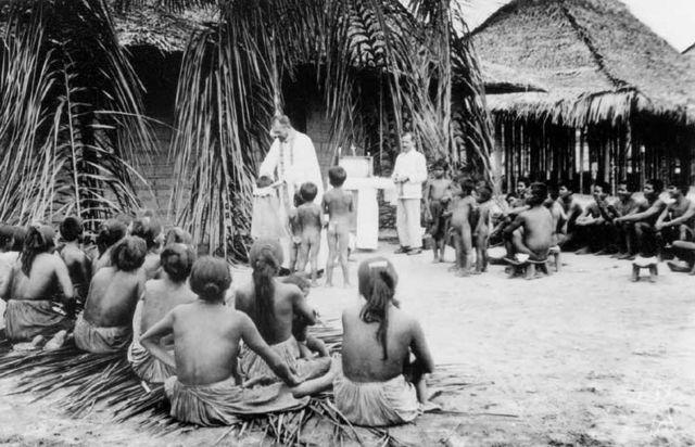 Salesianos no Alto Rio Negro