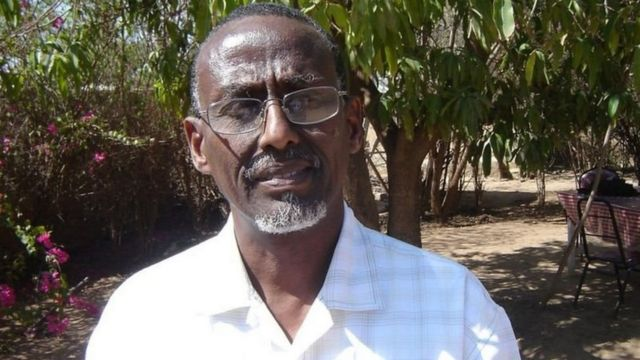 Dr Maxamed Cabdi Gabboose
