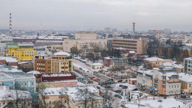 Центр Иваново