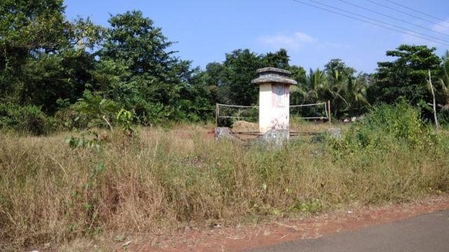 तरंदळेमधलं ऐतिहासिक स्मारक