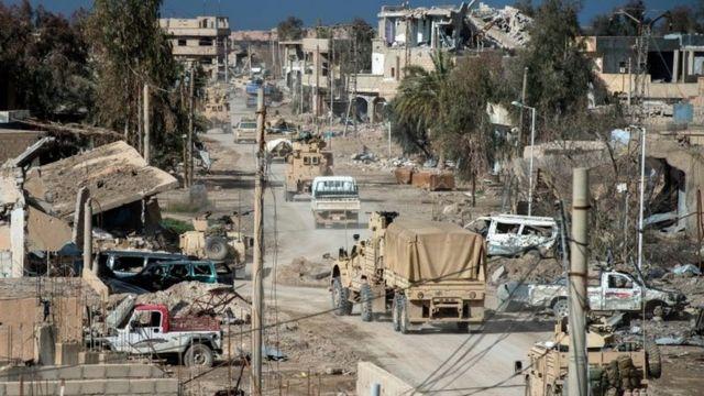 Baghuz, Suriah