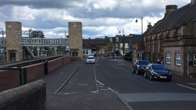 Man charged over alleged attempted child abduction in Dunblane