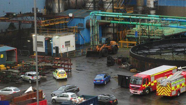 Celsa steelworks