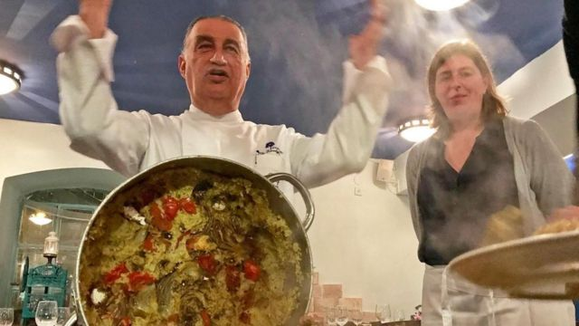 Chef Basson