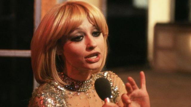 Raffaella Carrà en la década de 1970