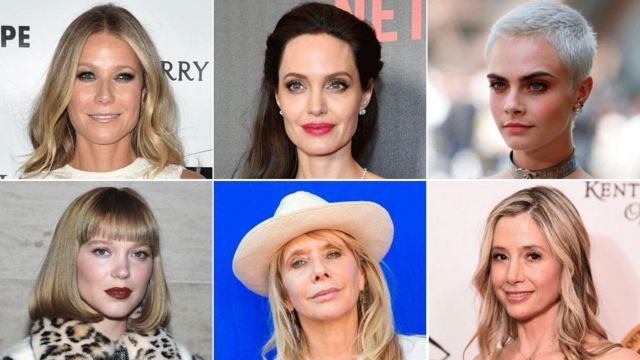 Atrizes vítimas de Weinstein