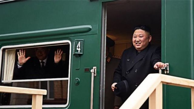 Шимолий Корея президенти