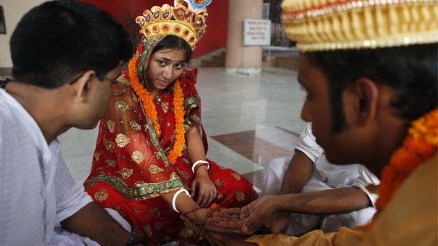 হিন্দু বিয়ের ছবি