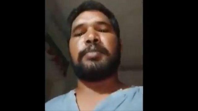 వెంకటేశ్వరరావు సెల్ఫీ వీడియో