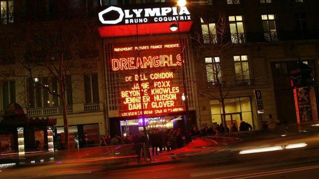 Paris Olympia Theater