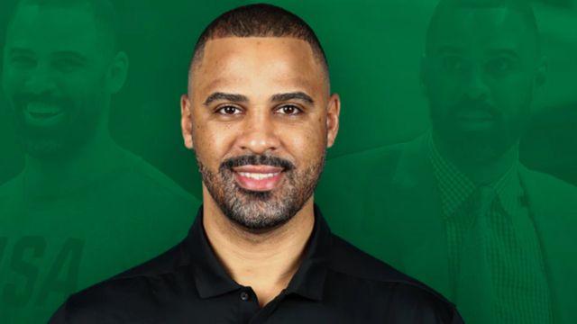 L'entraîneur des Boston Celtics Aimee Odoka: Le nom de l'équipe NBA est la star nigériane Aimee Odoka, le nouvel entraîneur
