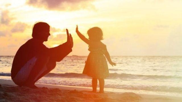 बच्चे और मां-बाप