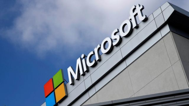 China accused of cyber-attack on Microsoft Exchange servers - BBC News